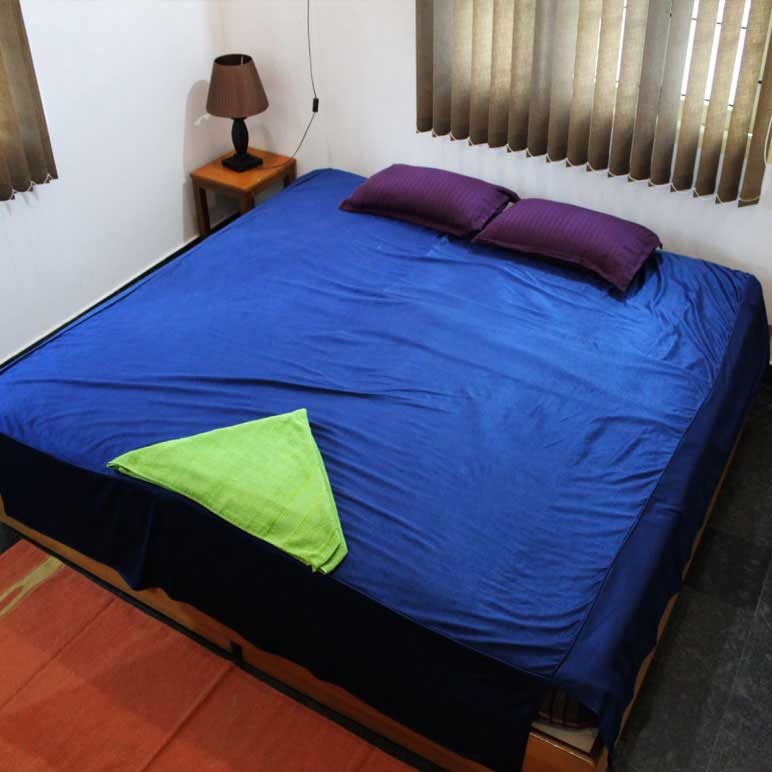 Kodaikanal Holiday Home - Deluxe Double Room